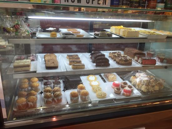 Ivy's coffee  cake - Sydney Tourism