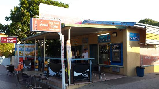 Jetty Seafood and Hamburgers - Sydney Tourism