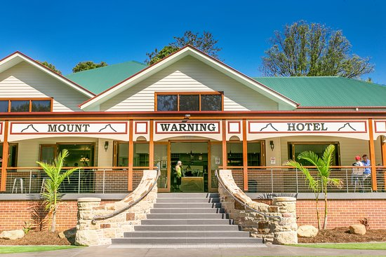 Mount Warning Hotel - Sydney Tourism