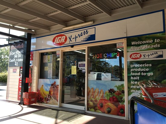 River Heads IGA Express - Sydney Tourism
