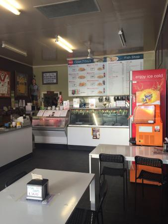 tenterfield fish and chips - Sydney Tourism