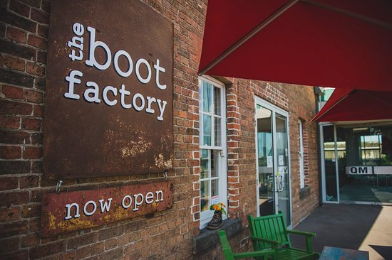 The Boot Factory - Sydney Tourism