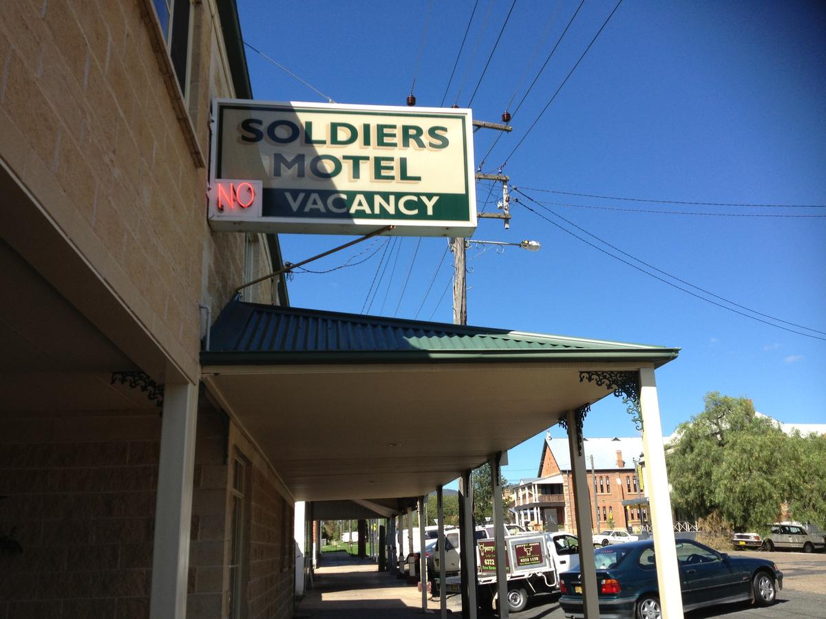 Soldiers Motel - Sydney Tourism