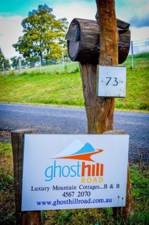 Ghost Hill Road - Sydney Tourism