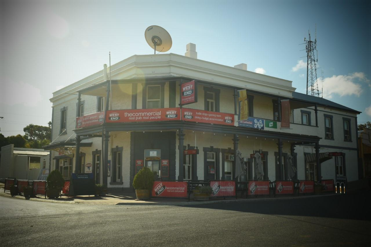 Commercial Hotel Morgan - Sydney Tourism