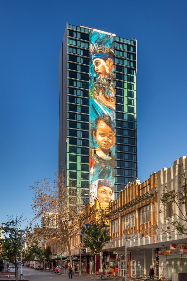Art Series - The Adnate - Sydney Tourism