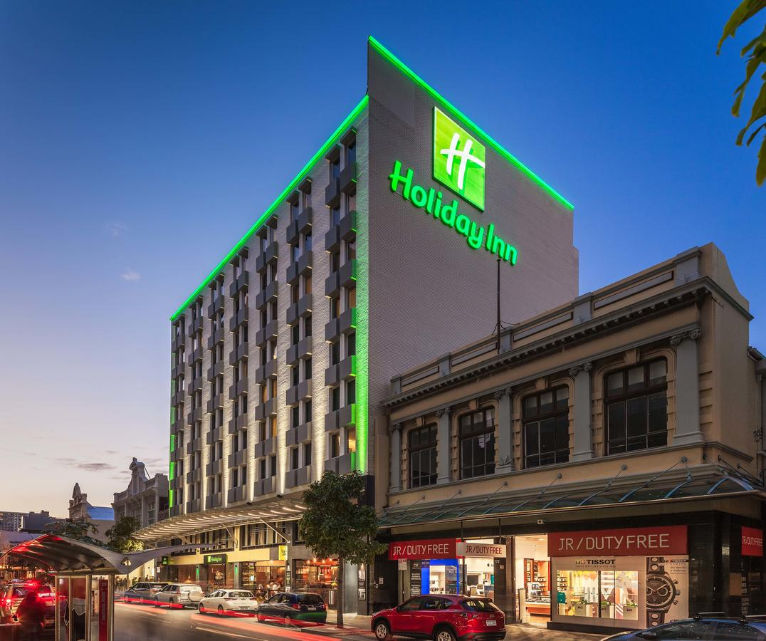 Holiday Inn Perth City Centre - Sydney Tourism