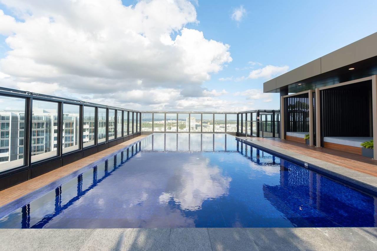 Japanese Style waterfront apt wt rooftop pool - Sydney Tourism