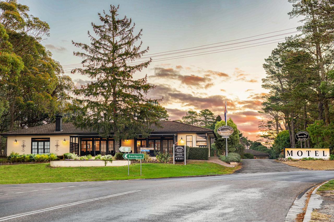 Bundanoon Country Inn Motel - Sydney Tourism