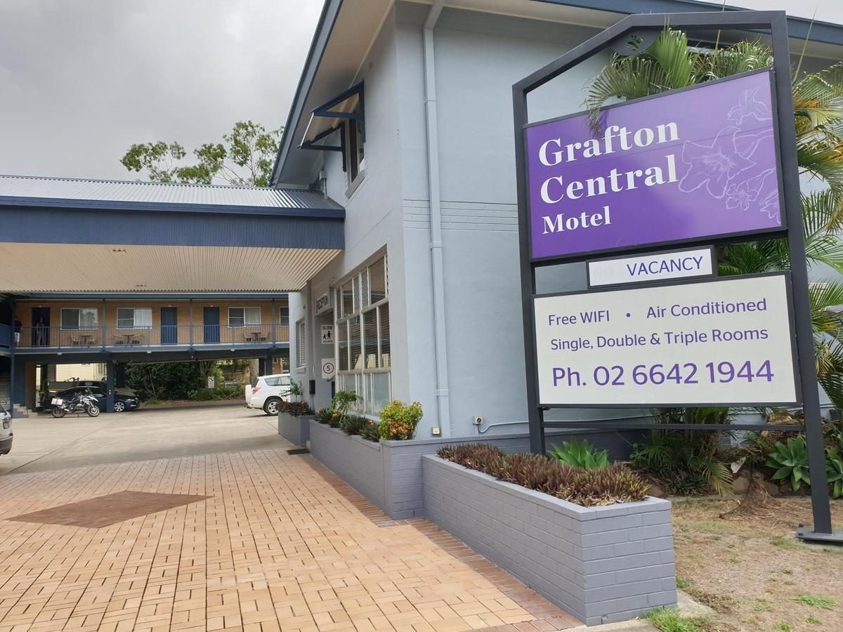 Grafton Central Motel - Sydney Tourism