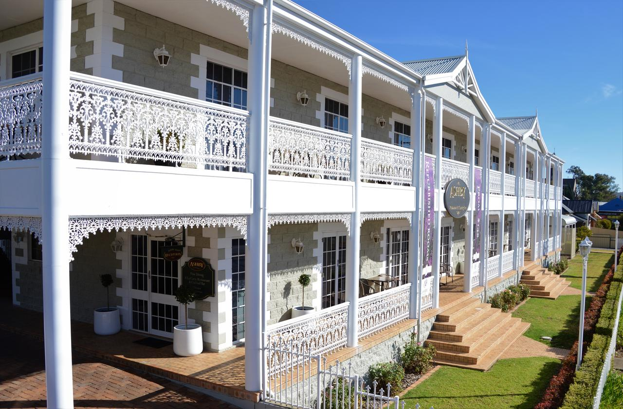 Ashby House Motor Inn - Sydney Tourism