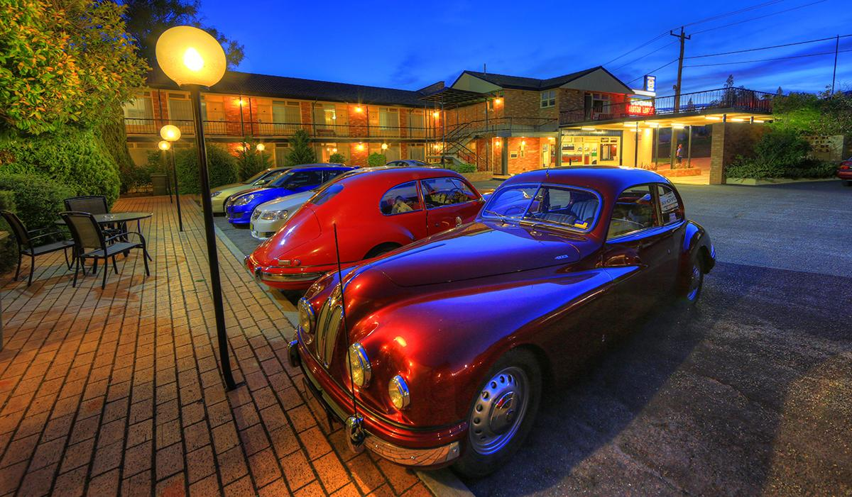 Cooma Motor Lodge Motel - Sydney Tourism
