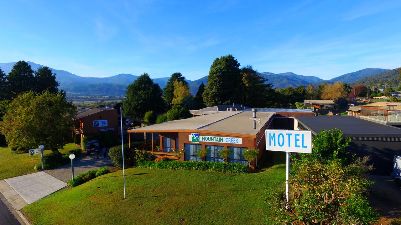 Mountain Creek Motel - Sydney Tourism