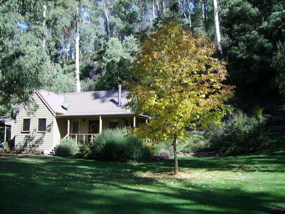 shady brook cottages - Sydney Tourism