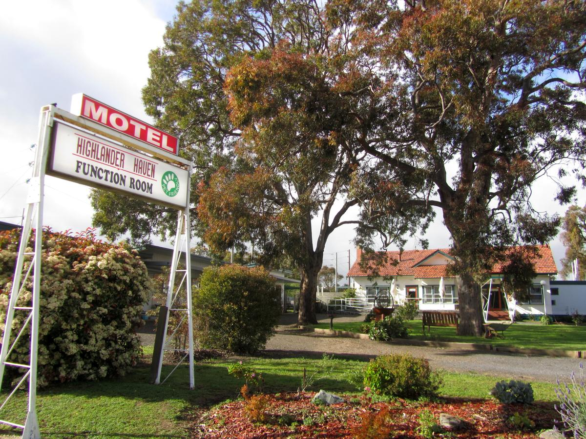 Highlander Haven Motel - Sydney Tourism