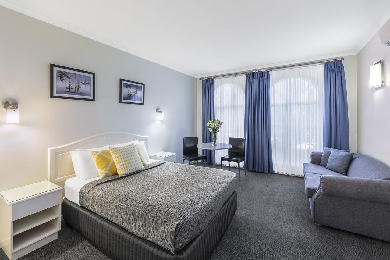 Best Western Cathedral Motor Inn - Sydney Tourism