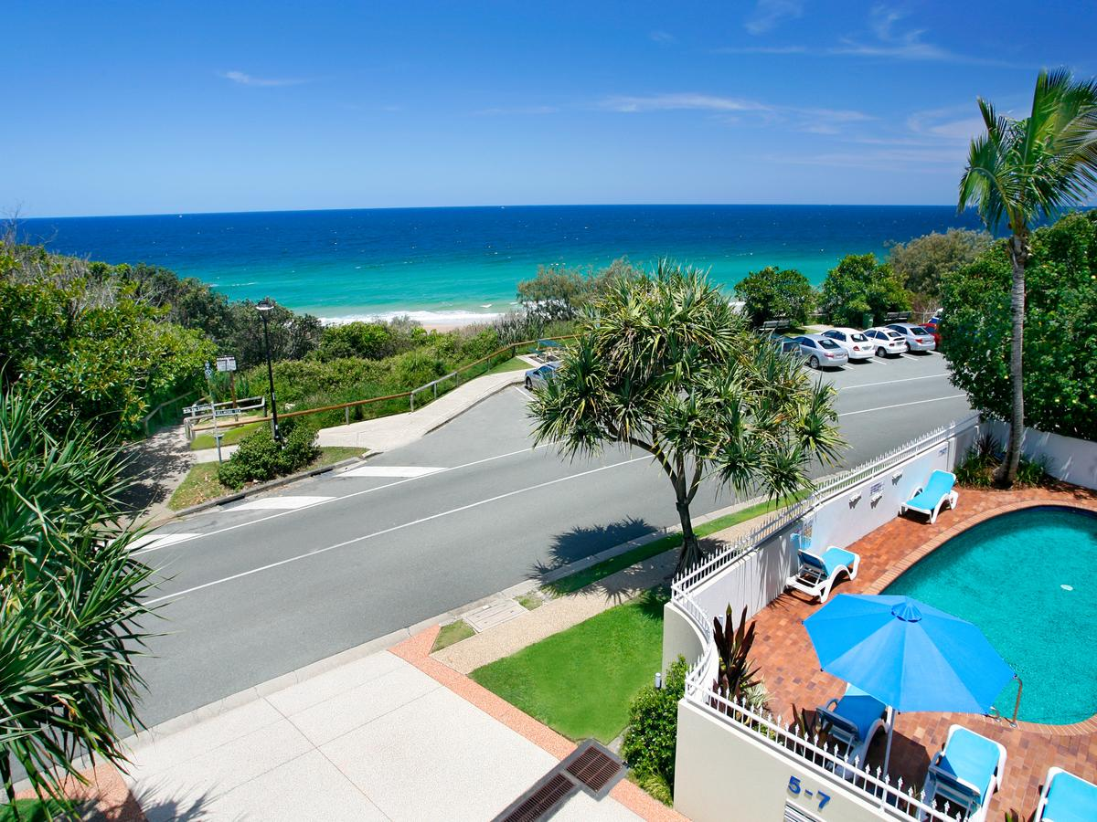 La Mer Sunshine Beachfront - Sydney Tourism