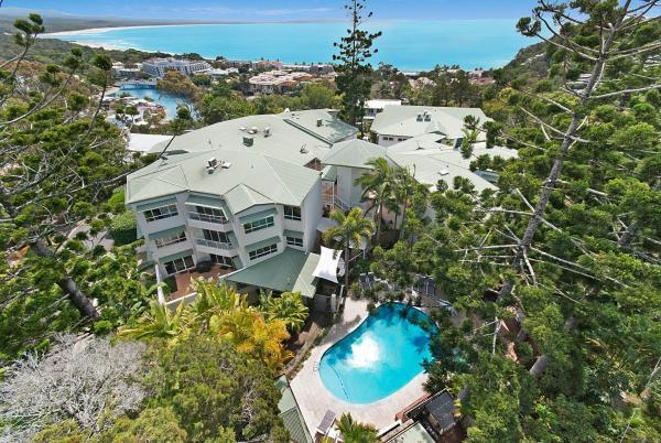 The Lookout Resort Noosa - Sydney Tourism