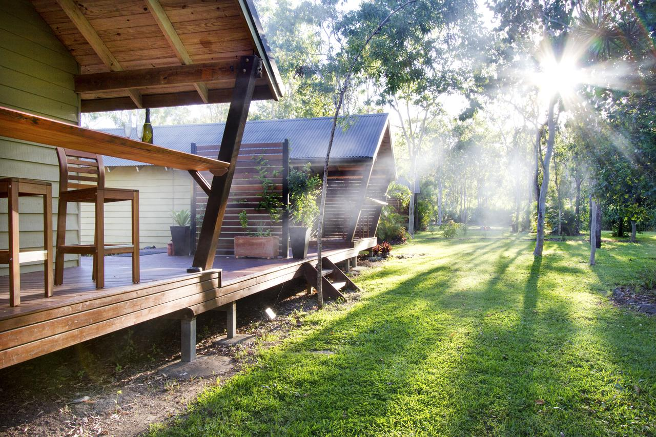 Airlie Beach Eco Cabins - Sydney Tourism