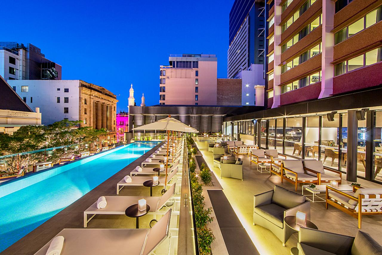 Next Hotel Brisbane - Sydney Tourism