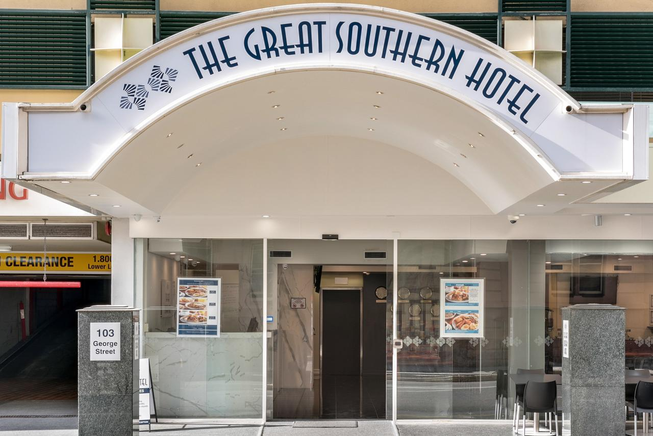 Great Southern Hotel Brisbane - Sydney Tourism