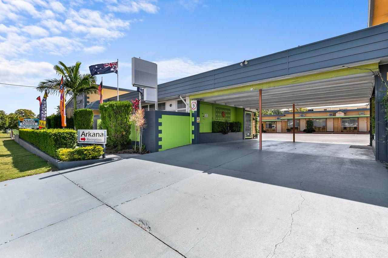 Arkana Motel - Sydney Tourism