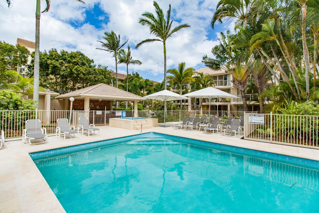 Miami Beachside Holiday Apartments - Sydney Tourism