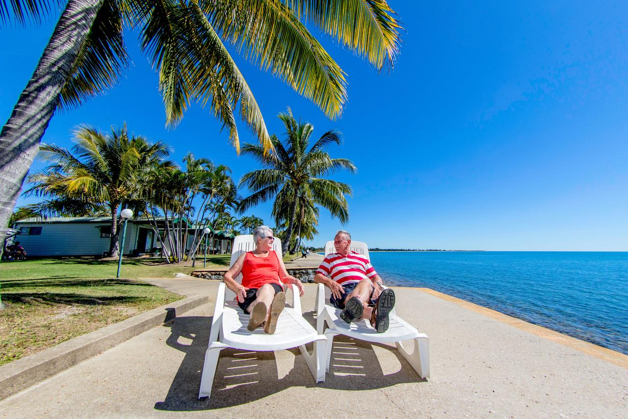 NRMA Bowen Beachfront Holiday Park - Sydney Tourism