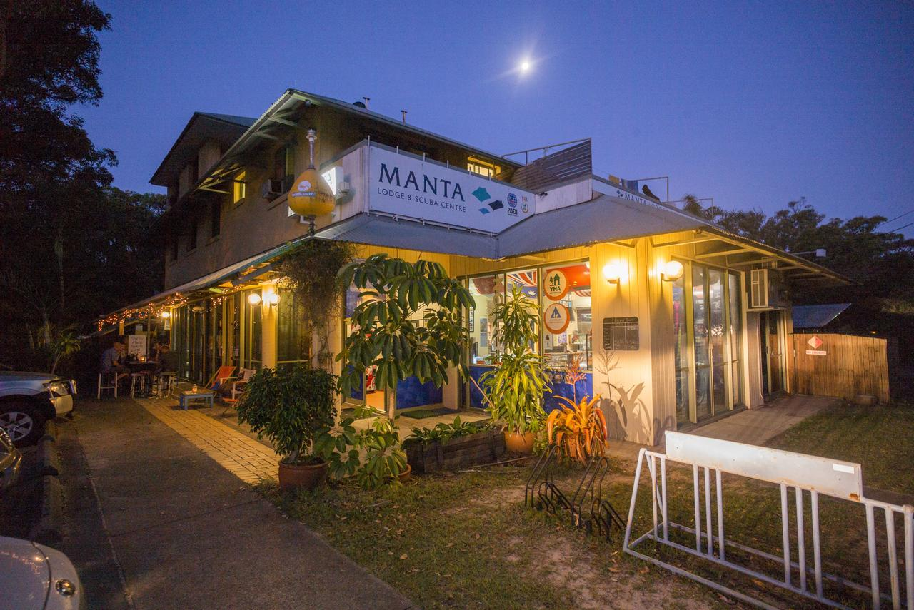Manta Lodge YHA  Scuba Centre - Sydney Tourism